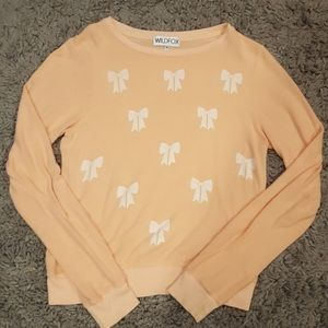 EUC Wildfox sweater.